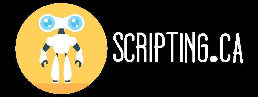 Scripting.ca